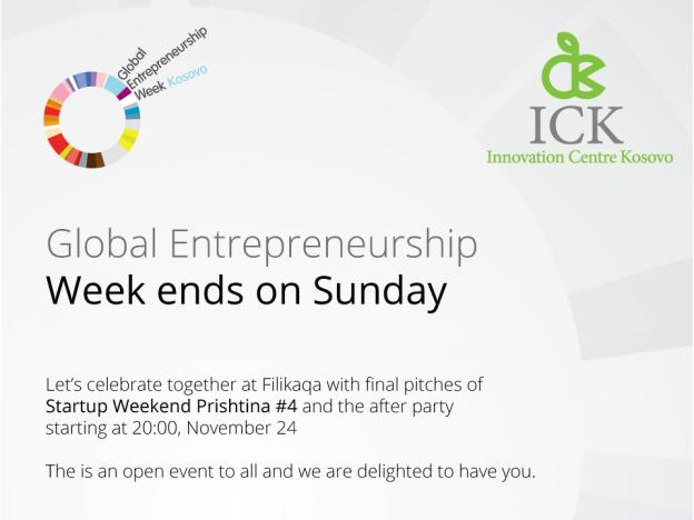 Global Entrepreneurship Week 2013 ends