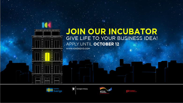 ICK invites Tech Startups to the Business Incubator