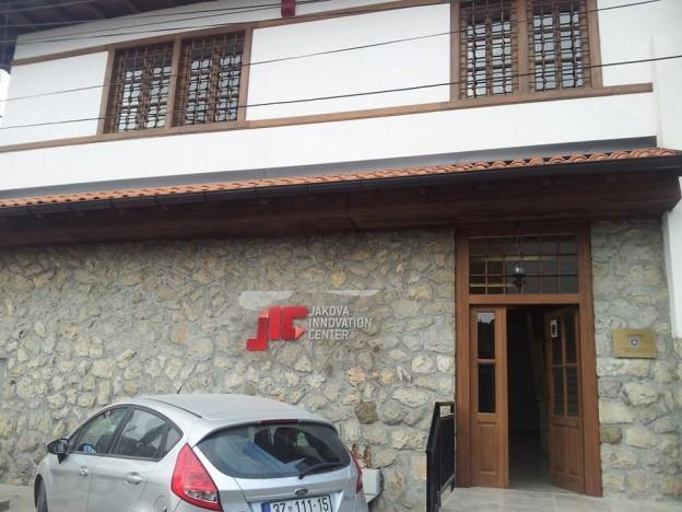 A visit at the Jakova Innovation Center in Gjakova