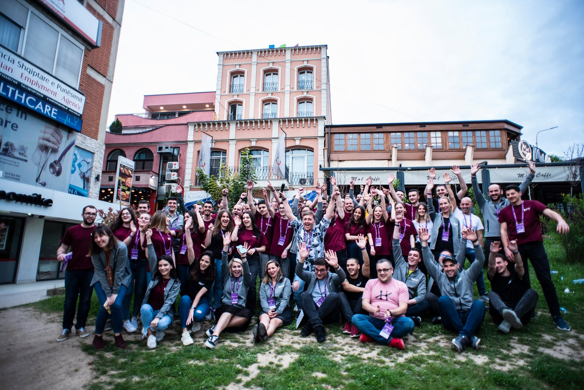The salt in our stars: Techstars Startup Weekend