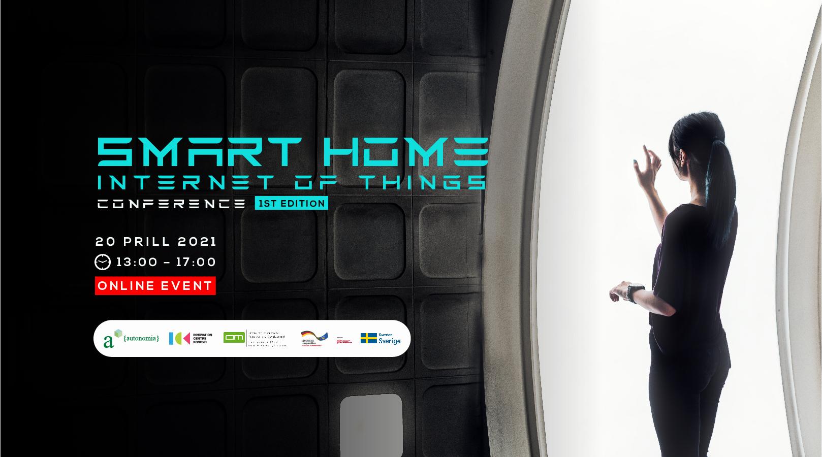 """Konferenca """"Smart Home & Internet of Things"""" nga ICK dhe Autonomia mbahet më 20 Prill"""