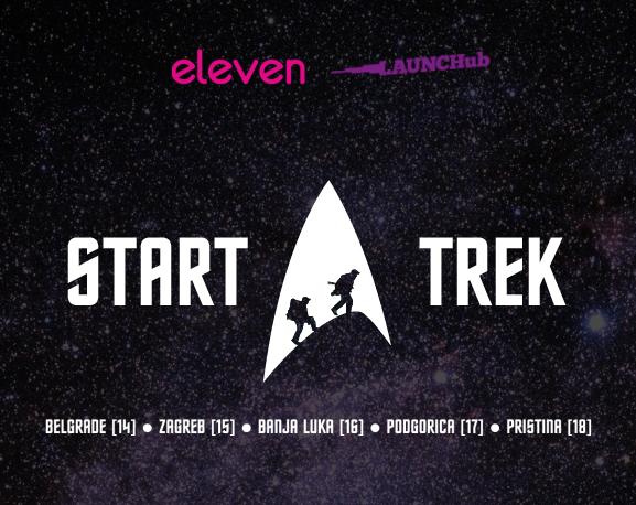 Start Trek 2013 – Balkan Tour at ICK