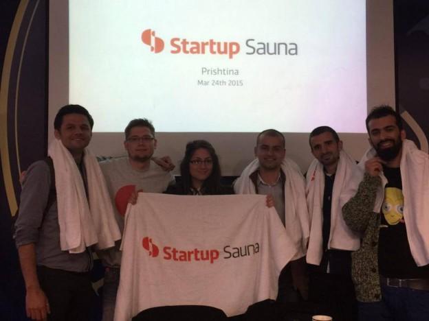"""Goodwerp.com team awarded """"Top-Performer"""" at Helsinki's Startup Sauna"""