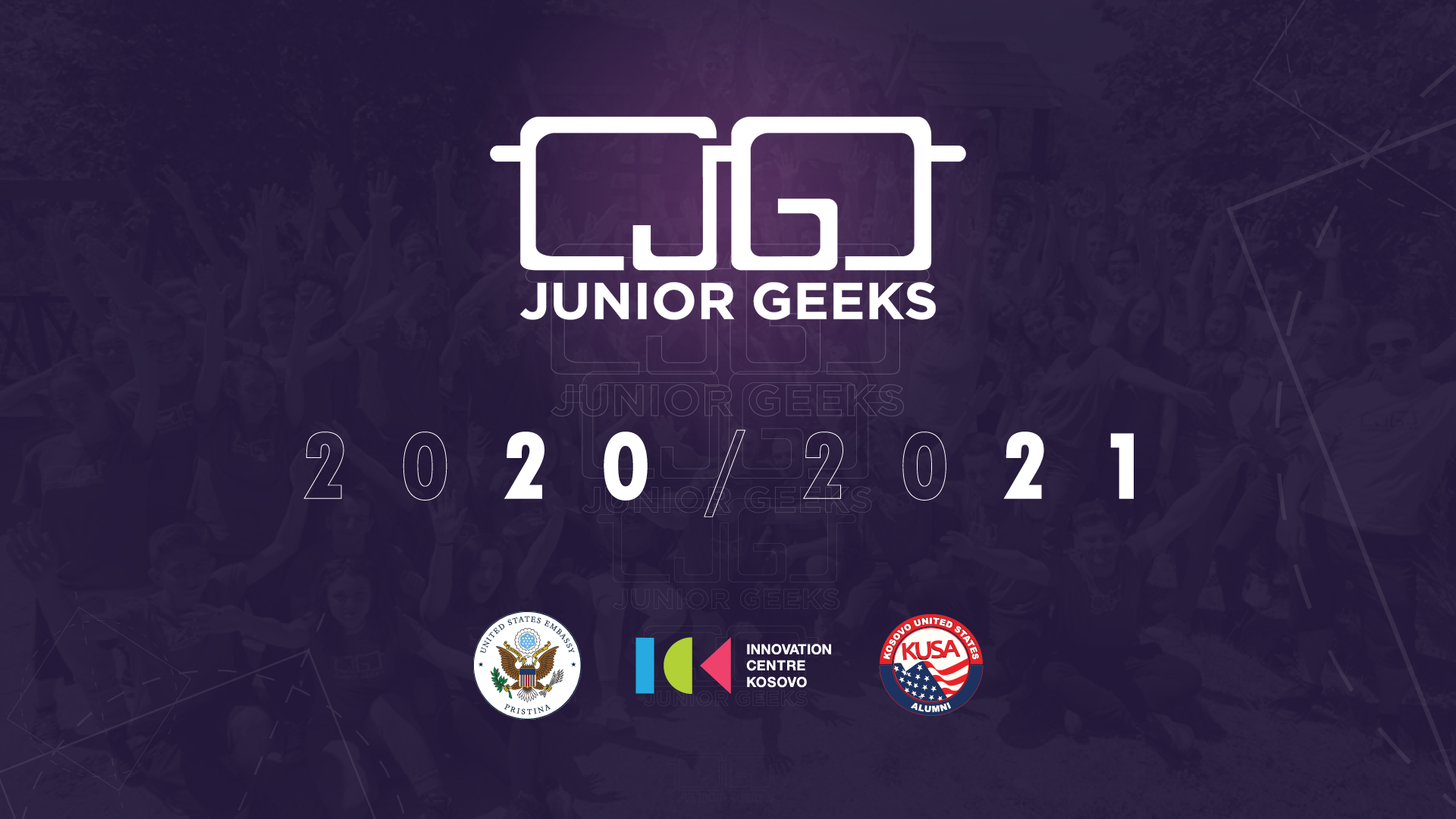 """The """"Junior Geeks"""" Science and Technology Program for Kosovo students is back!"""