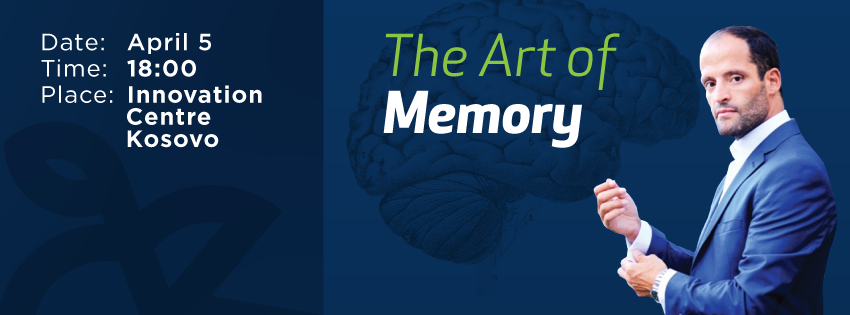 The Art of Memory (Lecture by Idriz Zogaj)