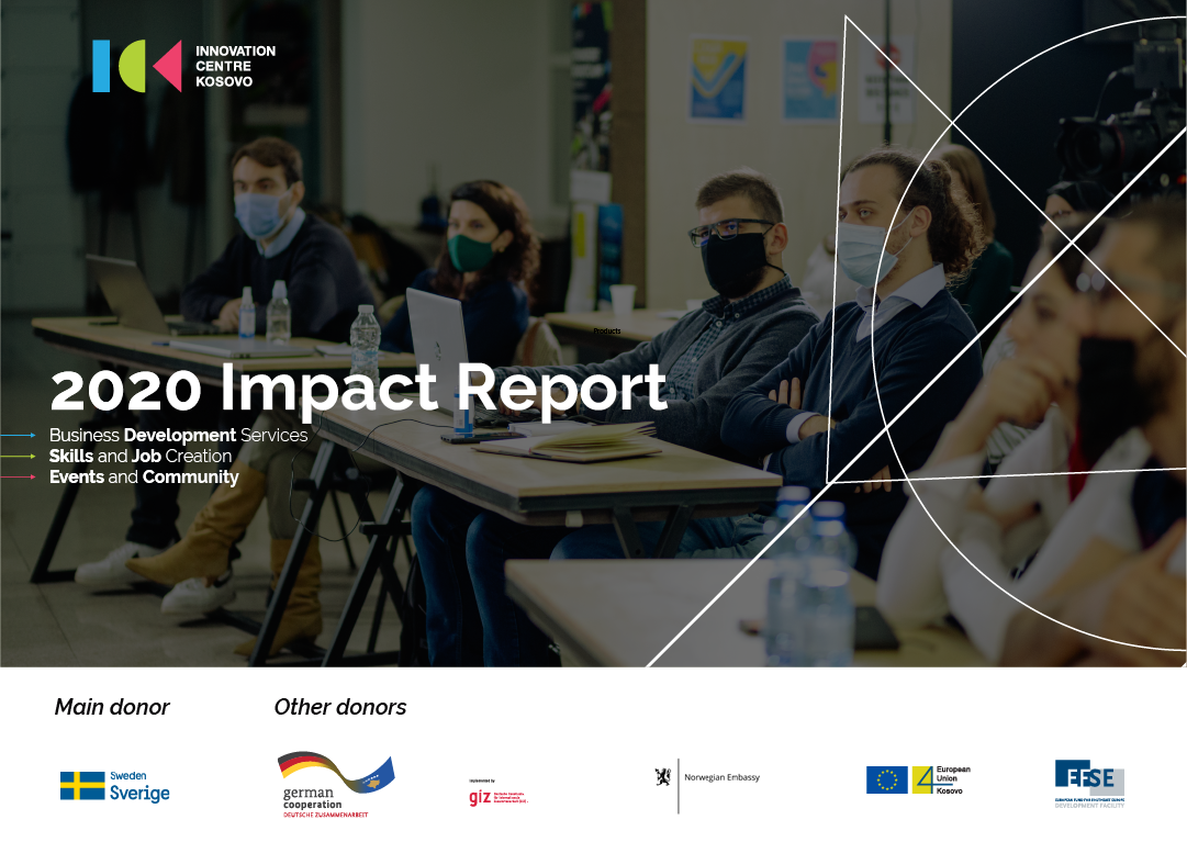 ICK 2020 Impact Report